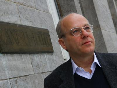 Der Jesuiten-Pater und Schulleiter des Berliner Canisius-Kollegs, Klaus Mertes