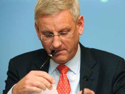 Schwedens Außenminister: Carl Bildt