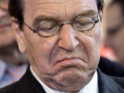 Alt-Bundeskanzler Gerhard Schröder