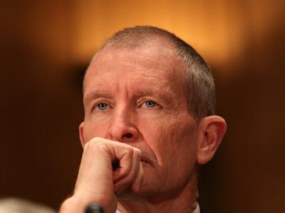 Hat seinen Rücktritt eingereicht: Der Chef der 16 US-Geheimdienstbehörden, Dennis Blair.