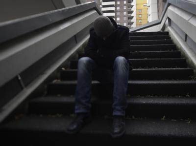 Bei den meisten Schülern führt  Schulstress und Leistungsdruck zu depressiven Stimmungen. (Archiv- und Symbolbild)