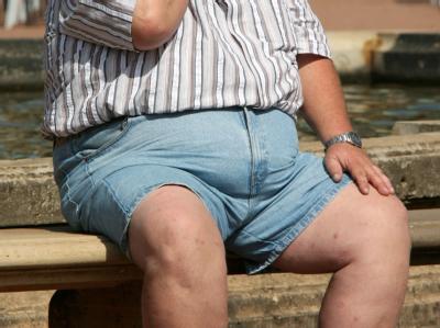 Die Zahl der extrem dicken Deutschen steigt einer neuen Untersuchung zufolge weiter an. Foto: Ralf Hirschberger