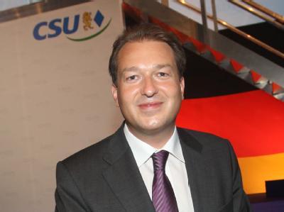 CSU-Generalsekretär Dobrindt: «Die Grünen outen sich als politischer Arm von Aufrührern, Brandstiftern und Steinewerfern.» (Archivbild)