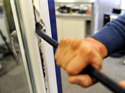 Prozentual den höchsten Zuwachs bei den Einbrüchen verzeichnete Sachsen mit 21,2 Prozent.