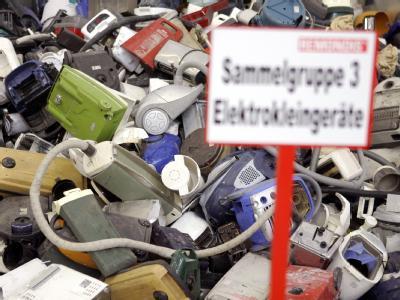 Recyceln gegen Rohstofflücke