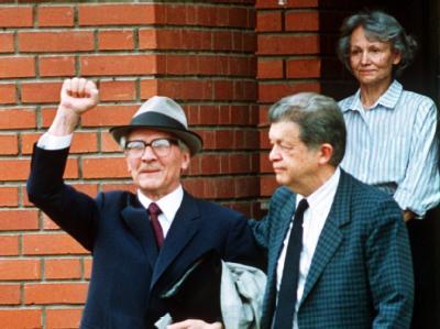 Ehepaar Honecker