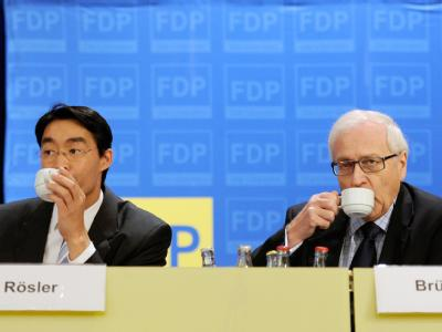 Regionalkonferenz der FDP