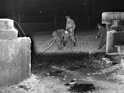 Flucht nach Westberlin 1963