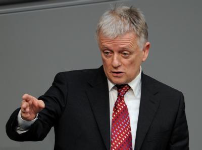 Fritz Kuhn, stellvertretender Vorsitzender der Bundestagsfraktion von Bündnis 90/Die Grünen. (Archivbild)