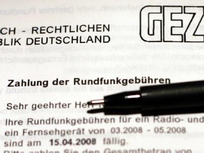 Rundfunk-Geb�hren