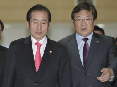 Südkorea besucht Nordkorea