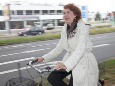 Die Grünen-Spitzenkandidatin Karoline Linnert ist die große Gewinnerin in Bremen.