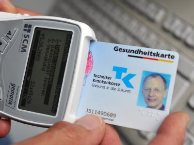 Gesundheitskarte E-Card