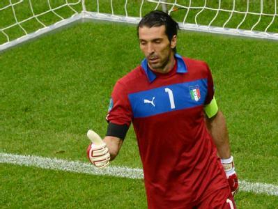 Der nächste Dino Zoff? Gianluigi Buffon. Foto: Marcus Brandt