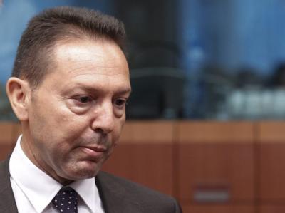Griechenlands Finanzminister Stournaras