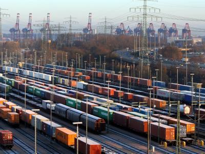 Güterwaggons