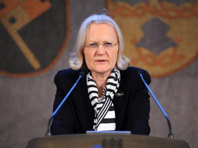 Die Nachfolge von Generalbundesanwältin Harms ist nicht geklärt. (Archivbild)