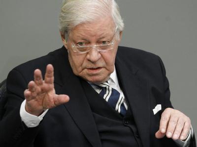 Helmut Schmidt vermutet, dass dis SPD «noch nicht in ihrer Breite verstanden, wie sehr sich die Gesellschaft verändert hat». (Archivbild)
