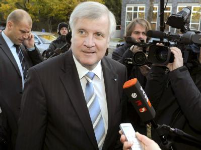 Trotz Problemen in den Koalitionsverhandlungen bleibt Horst Seehofer (CSU) zuversichtlich: