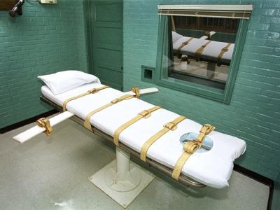 Die Todeszelle des berüchtigten Huntsville-Gefängnisses in Texas (Archivfoto von 2000).