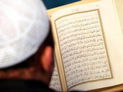 Imam in Berlin