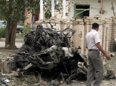 In den ersten sechs Monaten des Jahres sind nach Angaben einer Menschenrechtsorganisation 2405 Menschen im Irak getötet worden.
