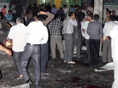 Anschlag im Iran