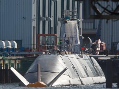 U-Boot der Dolphin-Klasse f�r Israel