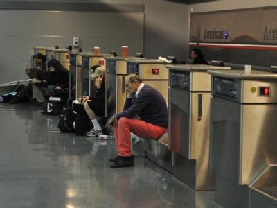 Sicherheitspanne am JFK-Airport
