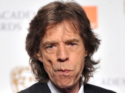 Mick Jagger hat sein Kommen nach Davos abgesagt.  Foto: Daniel Deme/Archiv