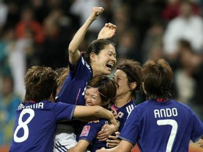 Japan und Homare Sawa (oben) stehen erstmals im Finale.