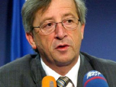 Die christdemokratische Partei von Luxemburgs Ministerpräsident Jean-Claude Juncker ist bei der heutigen Parlamentswahl in der Favoritenrolle. (Archivbild)