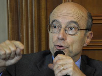 Frankreichs Außenminister Alain Juppé begegnet Berlins Haltung zum Libyen-Konflikt mit Unverständnis.