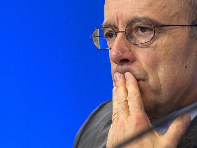 Frankreichs Außenminister Juppé fordert ein stärkeres Eingreifen der Europäischen Zentralbank EZB. Archivfoto: Ian Langsdon