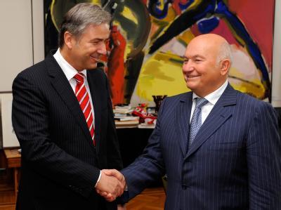Wowereit und Luschkow