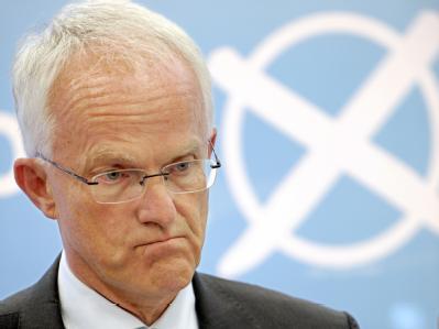 NRW-Ministerpräsident Rüttgers
