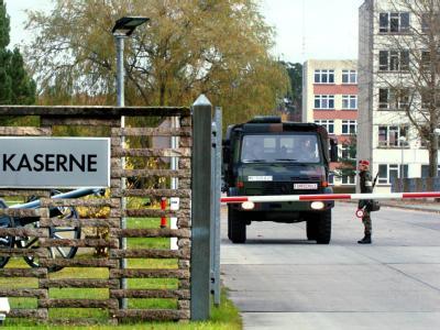 Reform: Welche Bundeswehrkasernen werden geschlossen? Foto: Bernd Wüstneck