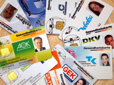 Ausgaben der Kassen für die Kliniken stiegen im Jahr 2011 erstmals über 60 Milliarden Euro. Foto: Harald Tittel/Archiv