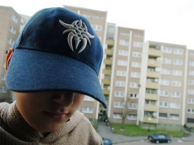 Hartz IV f�r Kinder