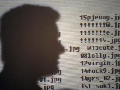 Dateien von Pornoanbietern im Internet. (Symbolbild)