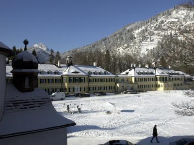 Die Bildungsstätte der Hanns-Seidel-Stiftung im oberbayerischen Wildbad Kreuth.