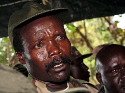 LRA-Chef Joseph Kony