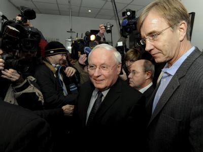 Oskar Lafontaine und Dietmar Bartsch