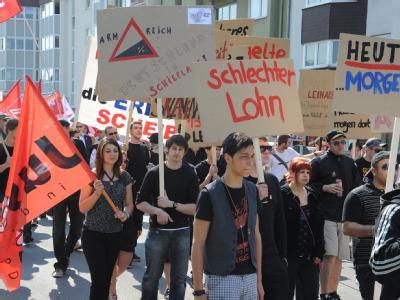1. Mai-Demonstration