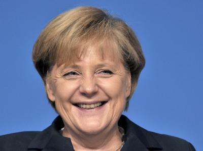 Merkel soll die Auszeichnung Anfang nächsten Jahres im Weißen Haus entgegennehmen.