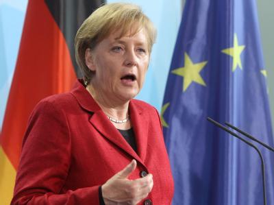Bundeskanzlerin Angela Merkel hat wegen der Euro-Krise zu einer Krisenrunde der Koalition ins Kanzleramt geladen