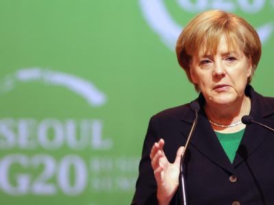 Kanzlerin Angela Merkel: Politische Steuerung wäre unvereinbar mit dem Ziel eines freien Welthandels.