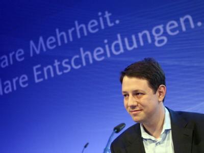 JU-Bundesvorsitzender Philipp Mißfelder sagte, man habe den Eindruck, dass auch Leute, die man in der CDU-Führung dringend brauche, eher etwas anderes machen wollen als sich der Partei zu verpflichten. (Archivbild)