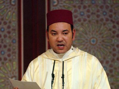 König von Marokko