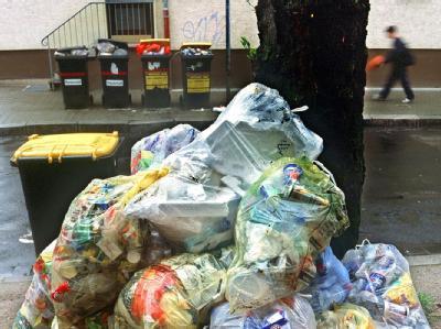 Bald höhere Gebühren für Müllentsorgung?